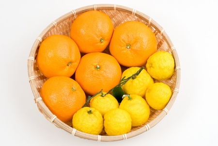 enhancer: Citrus Unshiu(Mikan) and Yuzu