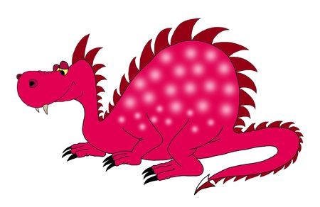 colorful dragon Stock Photo - 6052004