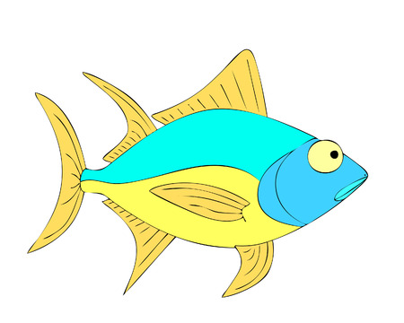 tuna Stock Vector - 7209541