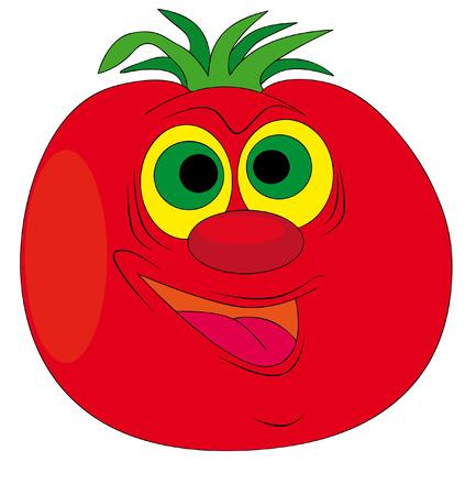 tomato Stock Vector - 7376122