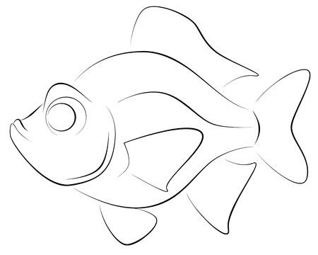 angling: fish