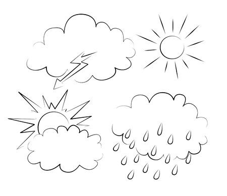 umbel: clouds