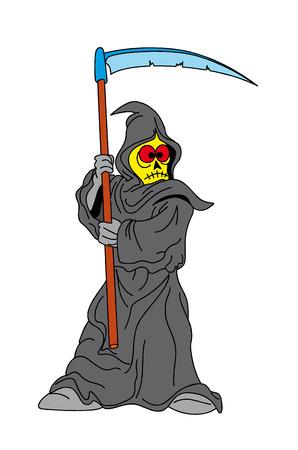 consummation: death Illustration