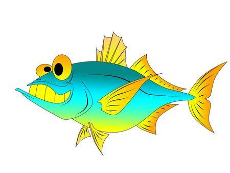 poisson rigolo: dr�le de poissons