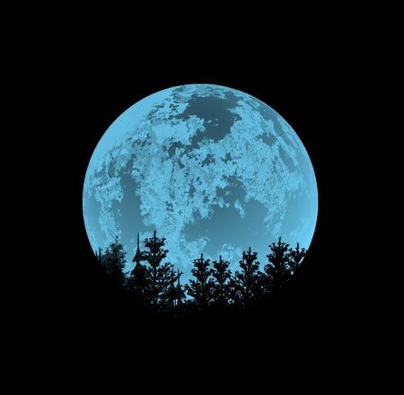 sun and moon: moon