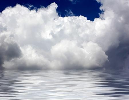 beautiful sky Stock Photo - 9535192