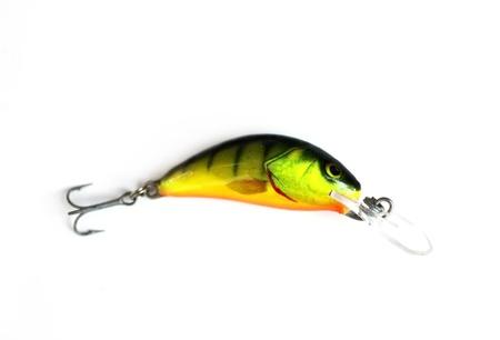 beautiful fishing lure photo