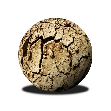 clay ball photo
