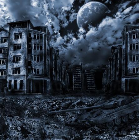 home destruction: War