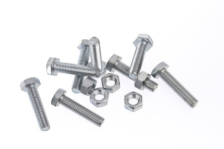 Nuts and Bolts Stock Photo - 13849895