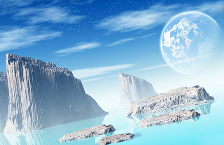 mondial: Fantastic worlds