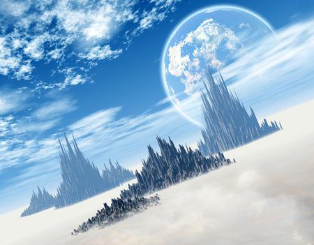 kingdom of heaven: Fantastic worlds