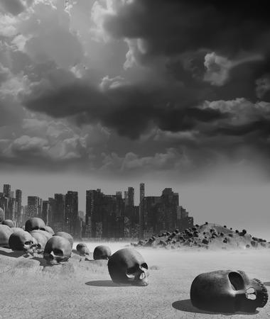 lugubrious: A dead world