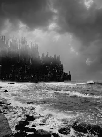 deluge: flood