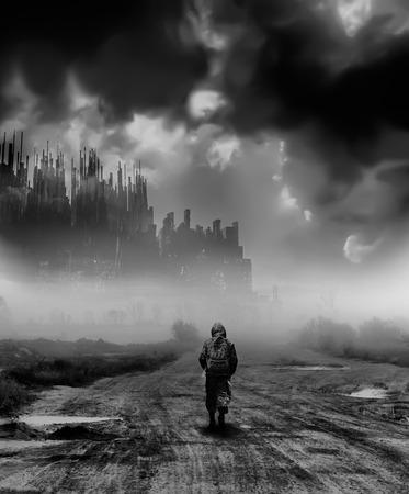 melancholia: waif