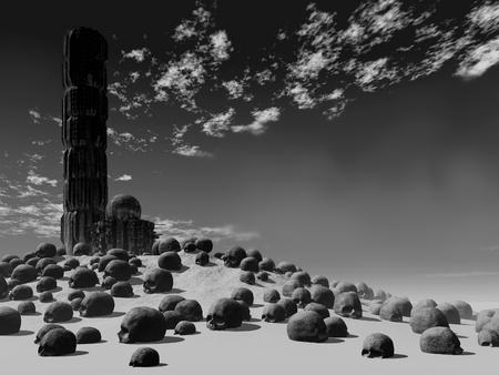 lamentation: A dead world