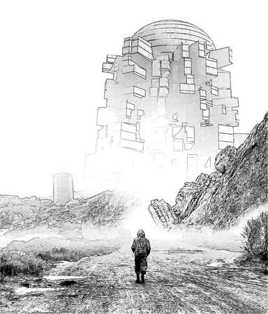 abandonment: Fantastic worlds