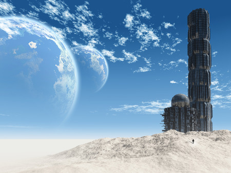 macrocosm: Fantastic worlds