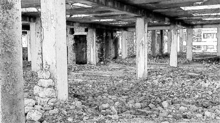 ravage: ruins