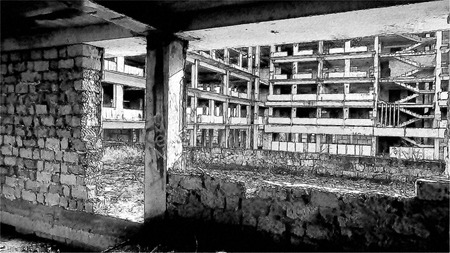 scourge: ruins