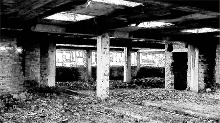 misfortune: ruins