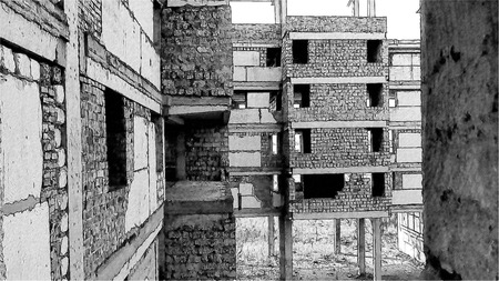 devastation: ruin