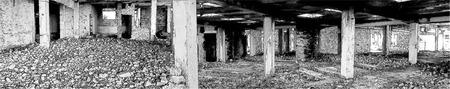 calamity: ruin