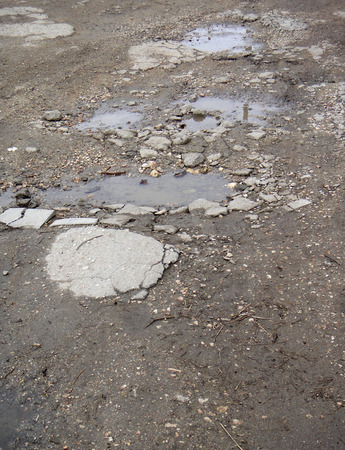silt: dirt