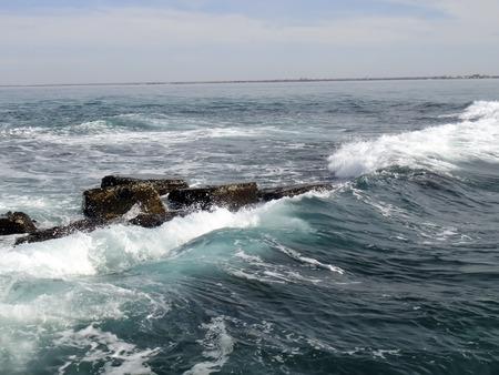 limpid: sea Stock Photo