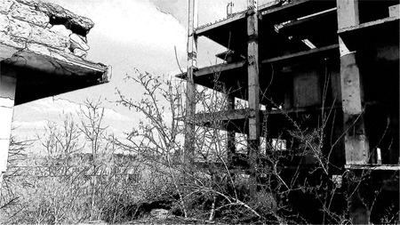 devastation: ruins