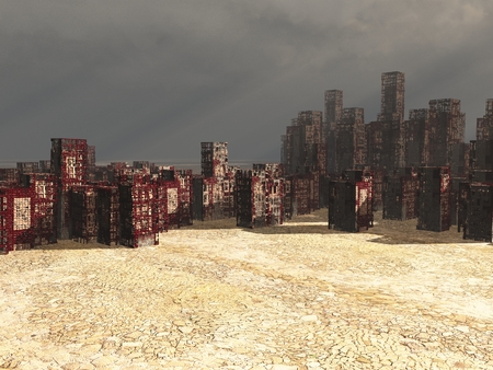 beggary: ruins
