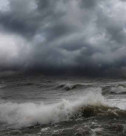 duskiness: storm