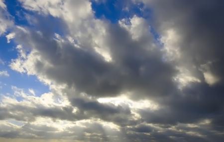 duskiness: sky Stock Photo