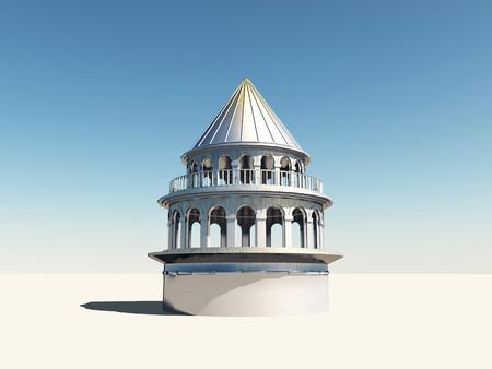 bulwark: tower