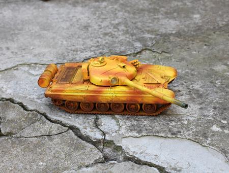 imminence: panzer Foto de archivo