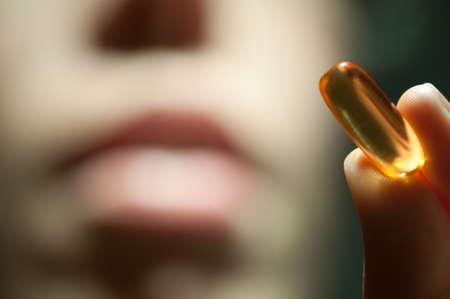 cod oil: Cod liver oil