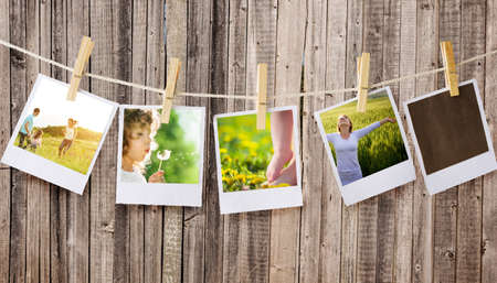 prints with natural concepts pictures Archivio Fotografico