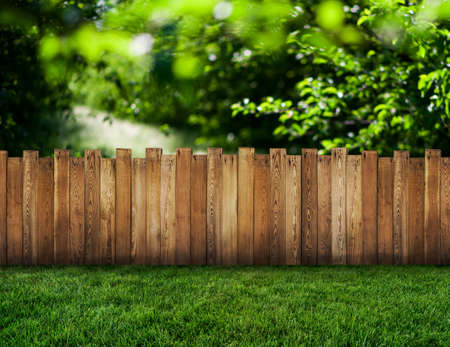 pasture fence: garden fence