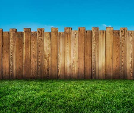 pasture fence: garden fence