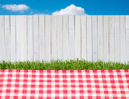 picnic outdoors