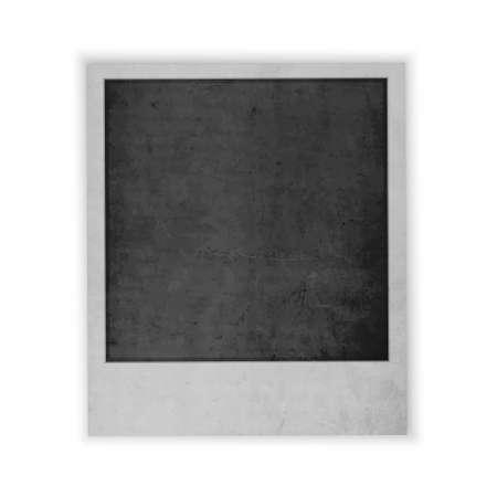 polaroid: vecteur de photo r�tro grunge