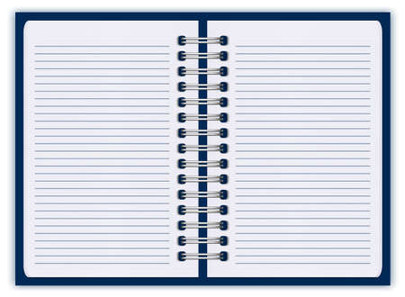 notebook page: notebook paper