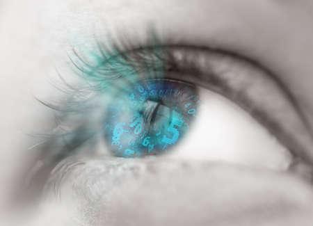 technologie oog