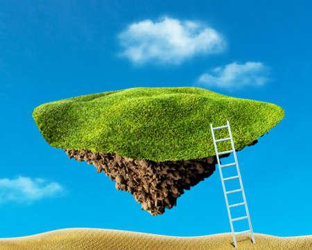 escape, ecology concept