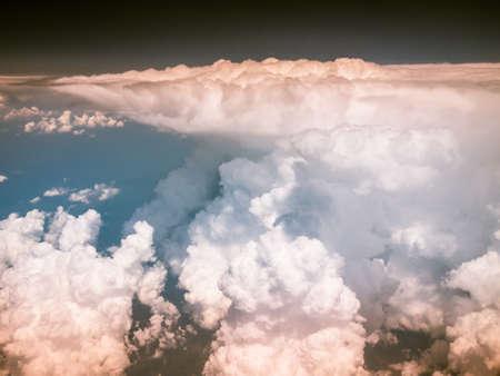 storm: storm clouds