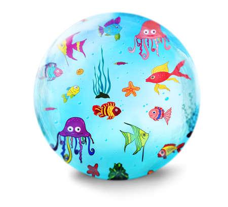 guppy: aquarium