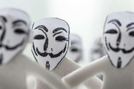 anonymous: anonymous Stock Photo
