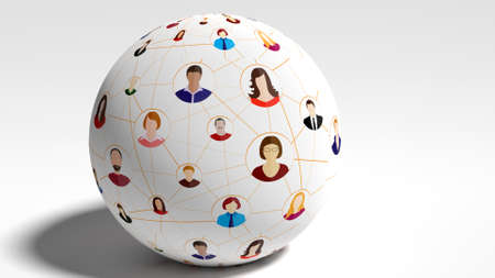 networking people: social network