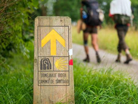 peregrinación al Camino de Santiago