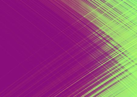 Résumé fond violet et vert, concept de vitesse et Flash, conception de publicité et modèle, avec un espace pour la saisie de texte, vecteur, illustration. Banque d'images - 98722987